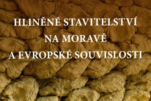 Hliněné stavitelství na Moravě