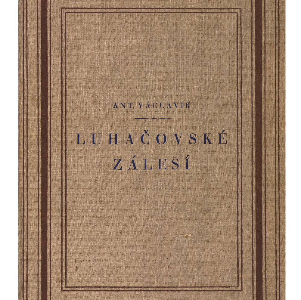 Luhačovské ZálesíAntonín Václavík