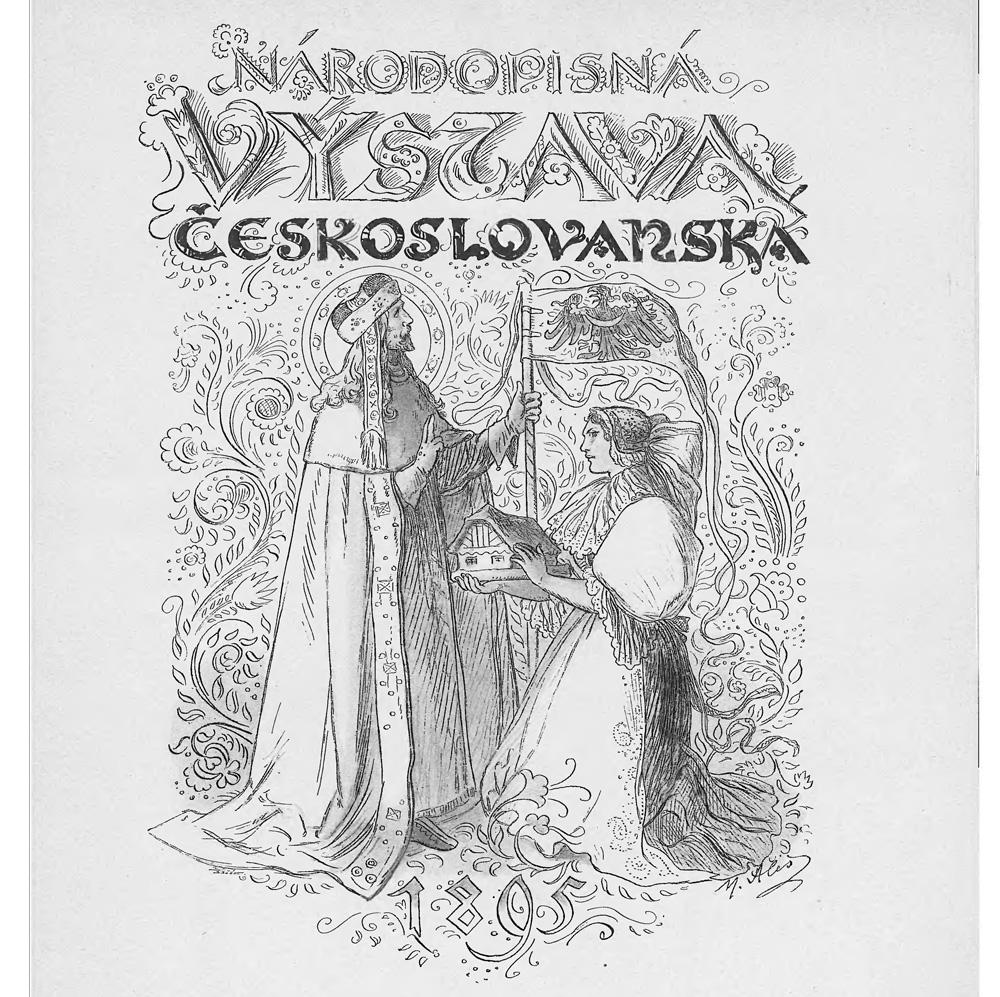 Národopisná výstava českoslovanská 1895